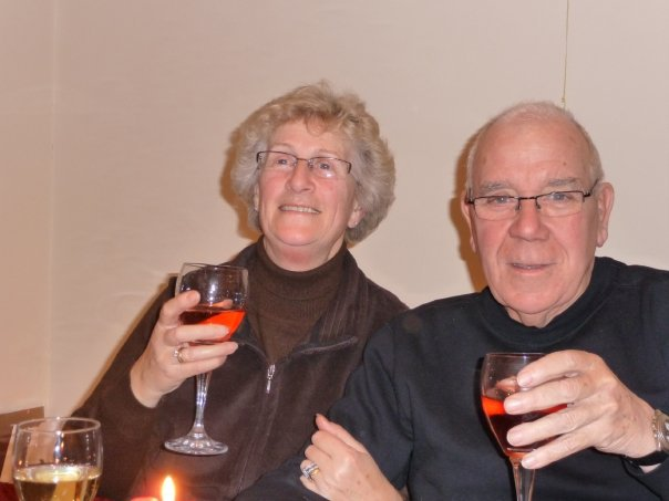 Grandma and Tim