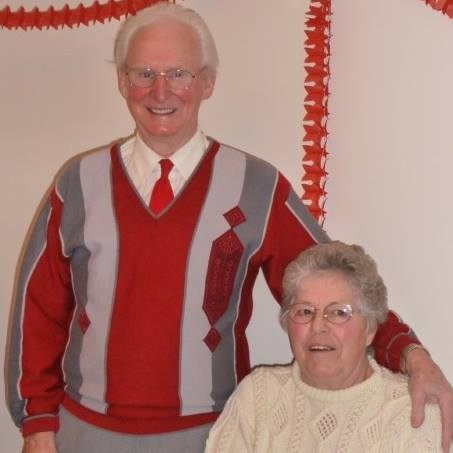 Nanny and Grandad