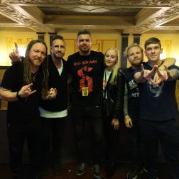 dean and i shinedown 1