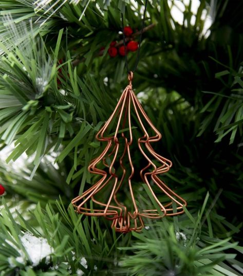 rose-gold-wire-christmas-tree-decoration