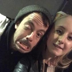 Liam and I
